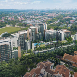 royal-green-developer-allgreen-Fourth-Avenue-Residences-Condo-singapore