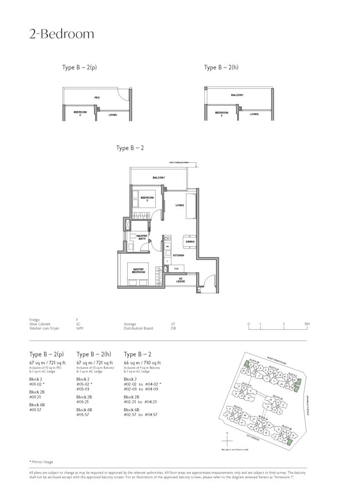 Floor Plan - Royal Green - 61001908